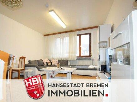 Gröpelingen / Kapitalanlage / Gut vermietetes 2-Familienhaus in ruhiger Wohnstraße