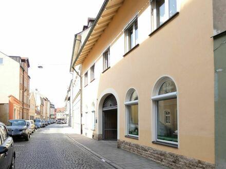 170m² Praxis-, Büro-, oder Ladenfläche mit Parkmöglichkeit und Grünfläche in Bamberger Innenstadt