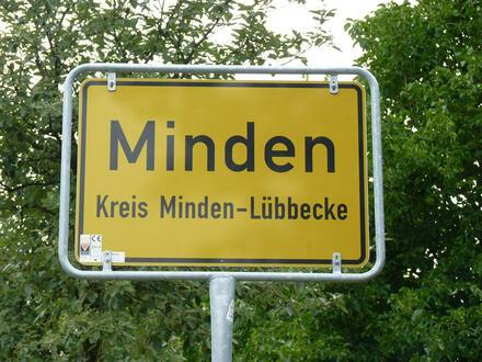 In südlicher Stadtrandlage - Grundstück in Minden