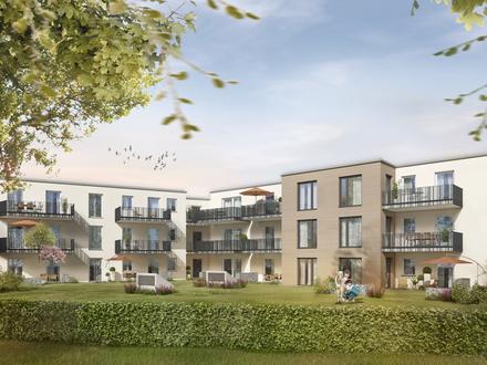 Idyllisch Wohnen am Meyernberg 2-Zimmerwohnung Neubau