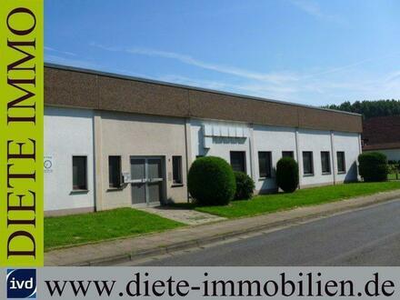 Verkaufsbüro mit Lager-/Produktionsflächen in Bielefeld-Ost