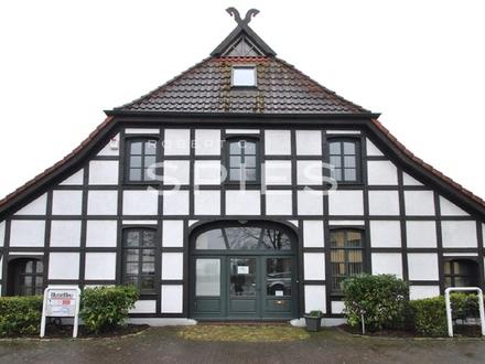 Individuelle Bürofläche im Fachwerkhaus in Hemelingen