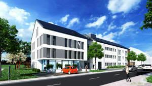 Praxisfläche 135 m² Neubau
