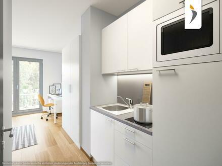 Renditestarkes Investment: Einzel-Apartment im urbanen Frankfurter Südwesten