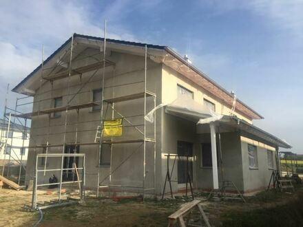 Neubau Doppelhaushälfte in Hengersberg ! KFW 55 !