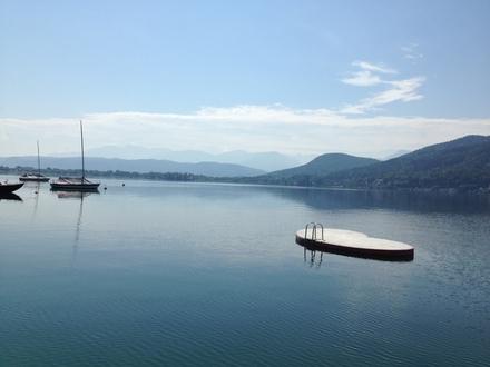 Traumhafte Seewohnung (direkter Seezugang)