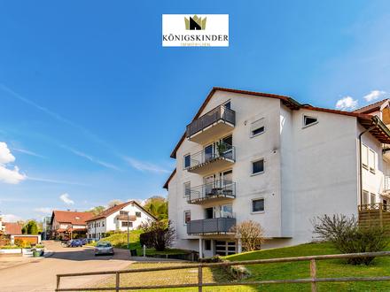 Achtung Kapitalanleger: Vermietete 1-Zimmer-Wohnung mit Balkon und Stellplatz