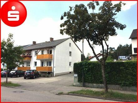Gepflegte 3-Zimmer-Wohnung in Waldkraiburg/West