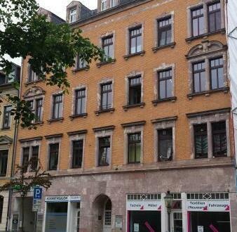 2 Raum Wohnungmit großem Wohnbereich, Terrasse und in Zentrumsnähe