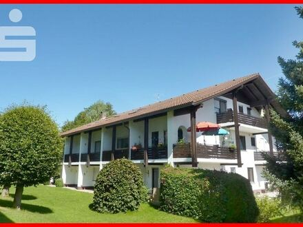 Moderne 3-Zimmer-Maisonettewohnung in Zwiesel