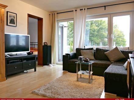 Pfiffige 3 Zimmer-Wohnung in ruhiger Lage