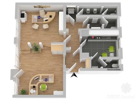 BERK Immobilien - attraktive und flexibel nutzbare Gewerbeeinheit in Toplage