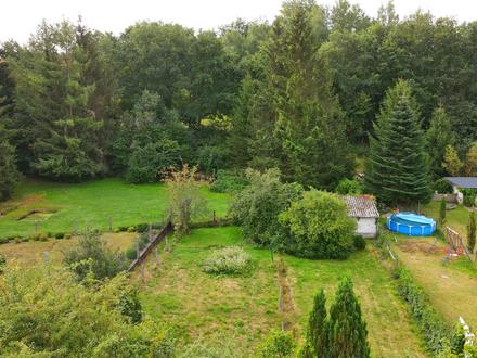 Baugrund! Garten- und Naturliebhaber aufgepasst!