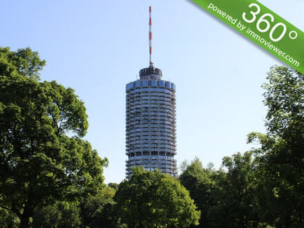 Nicht Alltäglich! Wohnung im 33. Stock mit herrlichem Blick über Augsburg!