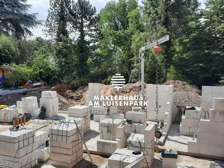 Exklusives Wohnen im Herzen von Feudenheim in der Beletage mit großem Sonnenbalkon