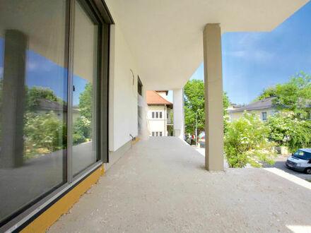 Klagenfurt - St. Martin: *** ERSTBEZUG *** 3-ZI-Wohnung im 1.OG mit Südterrasse und Tiefgarage
