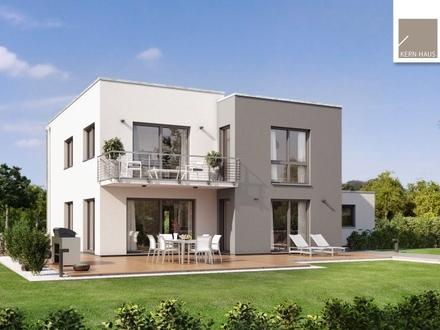 Die klare und edle Bauhaus-Architektur wird Sie begeistern!