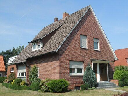 Einfamilienhaus mit Einliegerwohnung im Zentrum von Bersenbrück