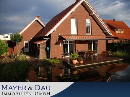 Petersfehn: Luxus Anwesen mit Schwimmteich in ruhiger Lage, Obj. Nr. 4419