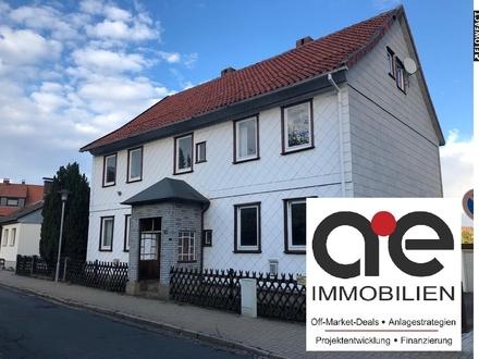 Sanierungsbedürftiges Einfamilienhaus - Oker/Goslar