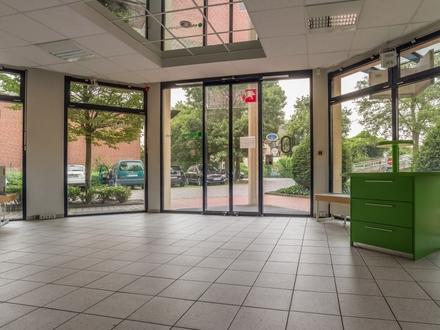 Innenstadtlage: Gewerberäume mit besten Parkmöglichkeiten vor der Tür!