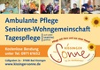 Kissinger Sonne GmbH & Co. KG- Ambulante Pflege