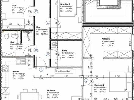 Nur noch 7/16: Attraktive Neubau-Wohnungen im Wohnpark Nörrmark!