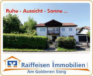 Gepflegtes Ein-/Zweifamilienhaus mit großem Grundstück in ruhiger, zentrumsnaher Aussichtslage