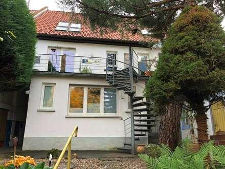 Maisonettewohnung mit Garten im Zweifamilienhaus!