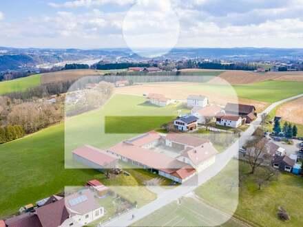 Schöner Viertseithof mit arrondiertem Grund in Vilshofen