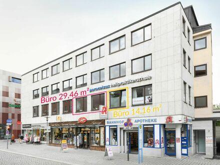 Büroräume Bahnhofstraße 17, Passau