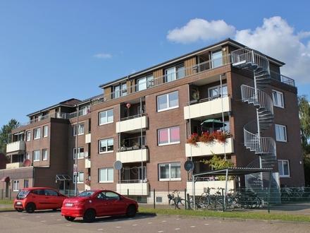 5731 - 2-Zimmer-Dachgeschoss-Wohnung in zentraler Lage von Bad Zwischenahn!
