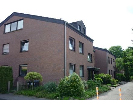 Großzügige 100 m²-Wohnung mit 2 ZKB und großem Balkon in MS-Handorf!
