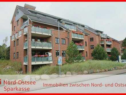Helle Barriere- und schwellenfreie 3-Zim.-ETW im Souterrain des seniorengerechten Nordseedomizils