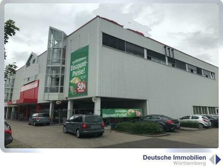 Immobilieninvest - Möbelhaus und Lagerhallen in LB-Tamm