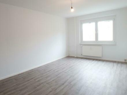 4-Raum-Wohnung auf Wunsch mit neuer Einbauküche!