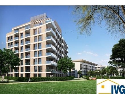 """Neubauvorhaben """"Storchengärten"""" in Leutkirch im Allgäu: 4-Zimmer-Neubauwohnung in zentraler Lage!"""