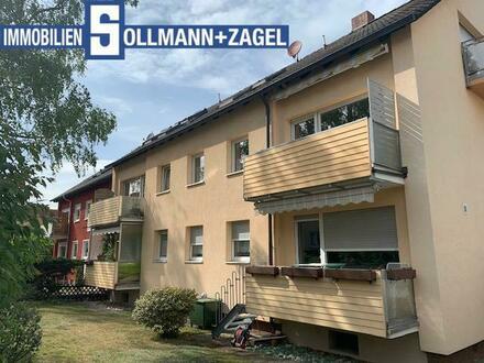 Urgemütliche und sofort bezugsfertige 2-Zimmer-DG-Wohnung in Schwabach!