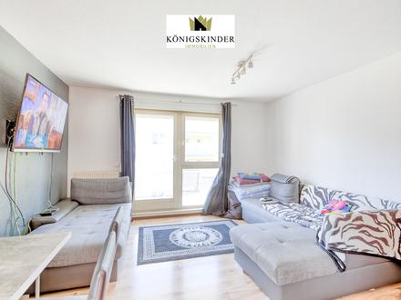 Schöne 2 Zimmer-Wohnung mit Balkon, ideal zur Kapitalanlage mit guter Rendite