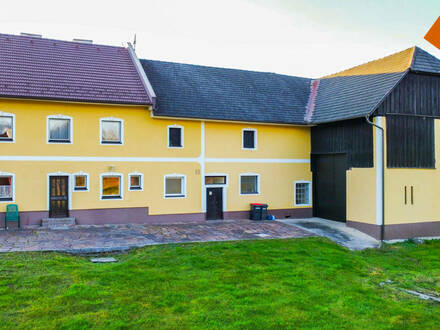 WEITBLICK - Bauernhof in Langenstein/Bezirk Perg