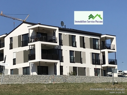RESERVIERT! 2-Zimmer Neubauwohnung in Waldkirchen mit Lift, Garten und Keller!