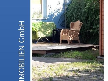 Gemütliche 2-Raum-Wohnung mit Terrasse in guter Stadtlage