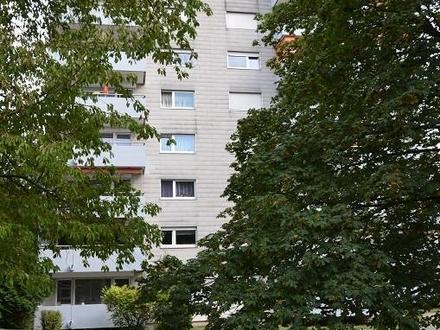 Gepflegte 3-Zimmer-Obergeschoss-Wohnung