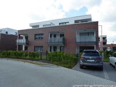 Moderne Mietwohnung mit großem Balkon am Fichtenbusch in Rheda