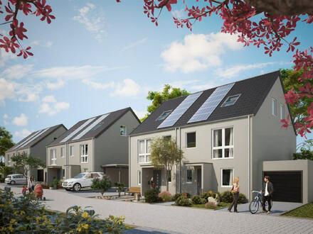 Doppelhaushälfte Nr. 12: Erstbezug - Neubauprojekt