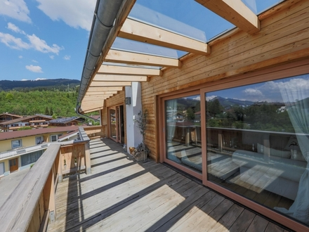 Luxuspenthouse – Kirchberg in Tirol