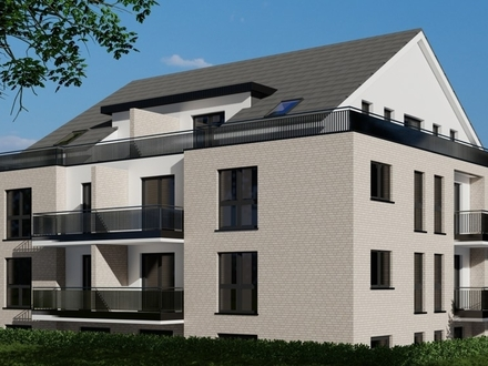 Wohnung über 2 Etagen (4-er WG) ca.106 m² (renditestark!) in OL-Bürgerfelde, m. Balkon. 4 große Zimmer (je ca. 15 m²) 2…