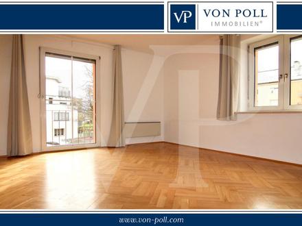 Schöne 3-Zimmerwohnung mit Balkon!