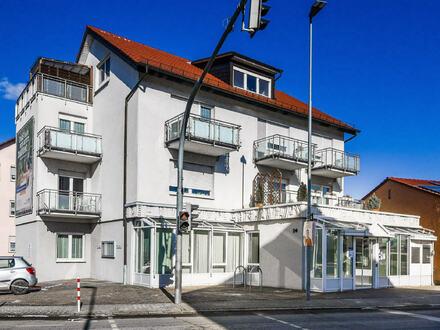 Ehemalige Bankfiliale in bester Lage von Ilvesheim-Nord zu vermieten