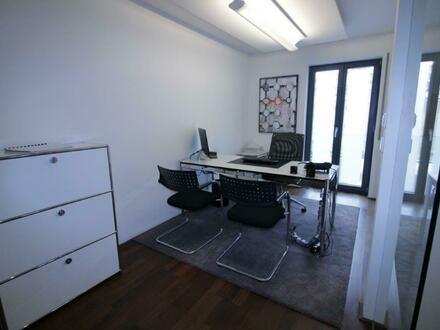 Attraktives voll möbliertes Büro mit Infrastruktur
